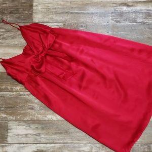 Molly New York 💯% silk dress size 8